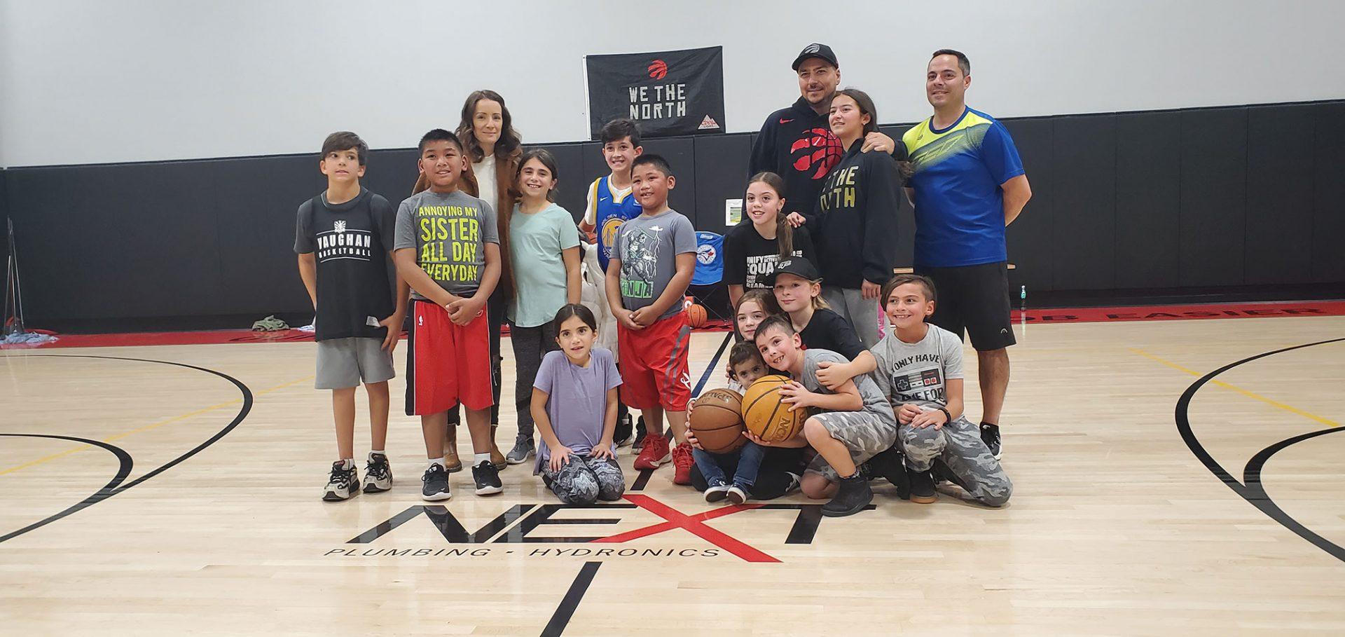 NEXT Hosts 24 hour Basketball Tournament