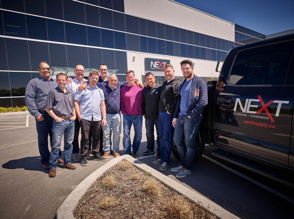 NEXT Plumbing Sales Team
